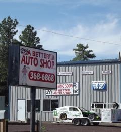 Ron's   A Better Auto Shop - Lakeside, AZ