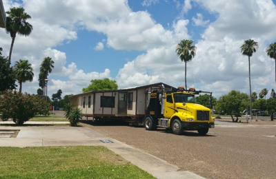 Aaron's Mobile Home Transport - Edinburg, TX
