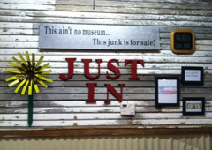 Just In Time Antique Mall - Justin, TX