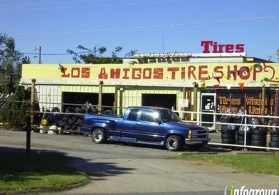 Amigos Tire Shop >> Los Amigos 3929 N Pennsylvania Ave Oklahoma City Ok 73112