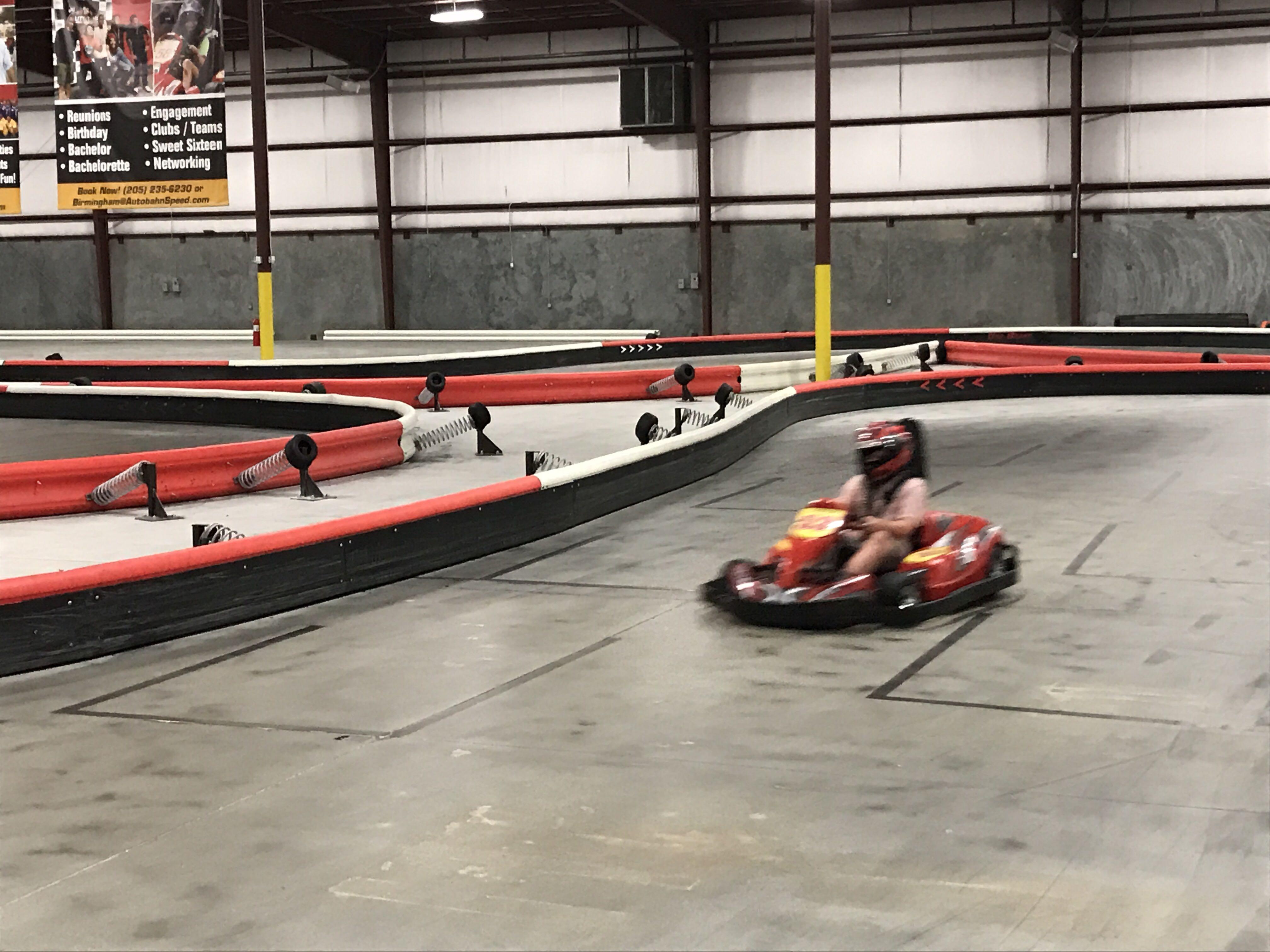 Autobahn Indoor Speedway 5960 Greenwood Pkwy Bessemer Al