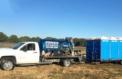 Jones Plumbing & Septic Tank Service - Trenton, FL