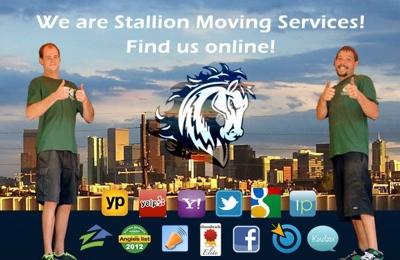Stallion Moving Services - Denver, CO