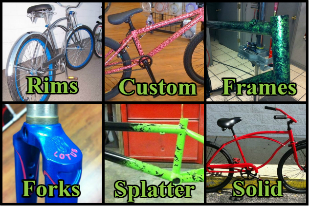 Powder Coating Service in Dayton