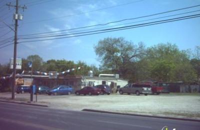 Arredondo Seafood Cafe - San Antonio, TX