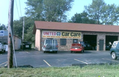 United Car Care >> United Car Care Center 9356 Veterans Memorial Pkwy O Fallon