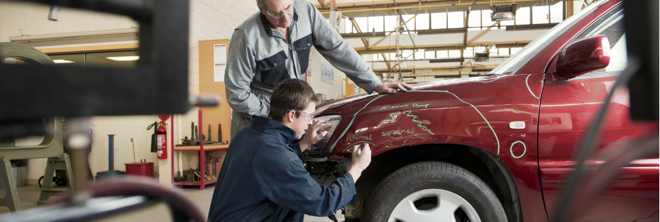 Auto Body Repair Services - Brookfield Auto Body And Sales ...