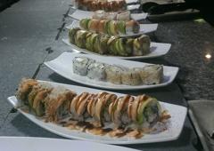 General Mongolian & Sushi - San Antonio, TX