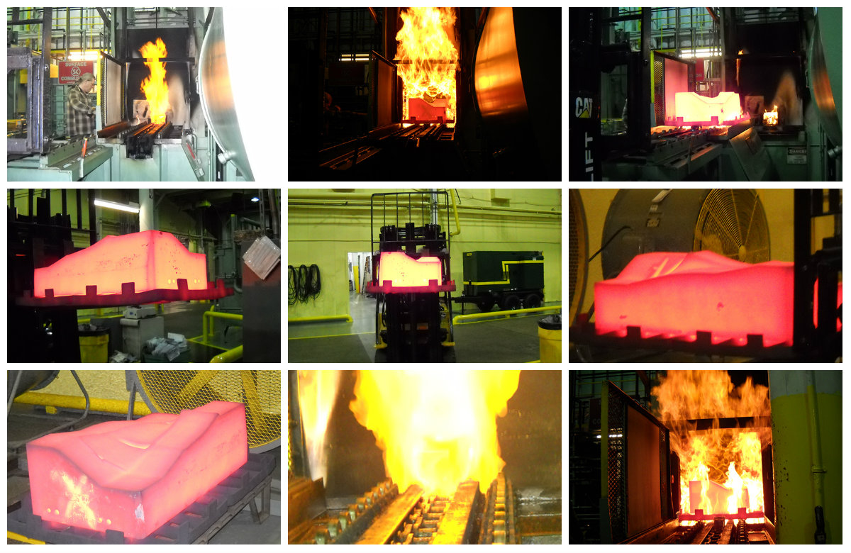 metal heat treating