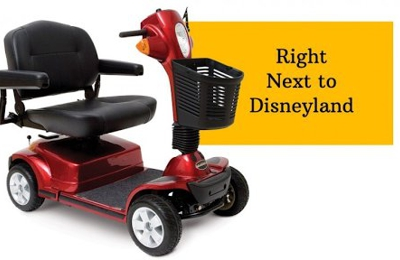 Find your local service for Motorized scooter rental disneyland