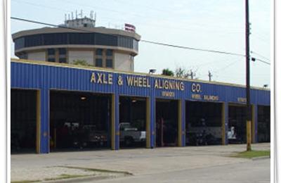 Axle and Wheel Aligning Company - Pasadena, TX