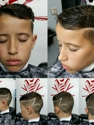 Haircut style performed by : Terrance (Owner/Senior Barber) Please call 510-531-8677 for appointment scheduling.