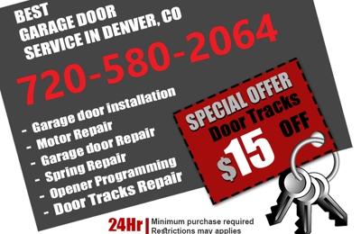Denver Garage Door Service And Repair   Denver, CO