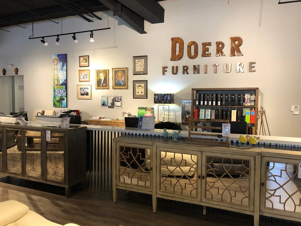 Doerr Furniture 1645 N Highway 190 Ste 600 Covington La 70433 Yp Com