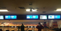 Fireside Lanes - Citrus Heights, CA. Mardi Gras time!