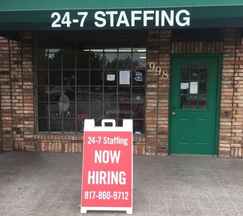 24-7 Staffing - Arlington, TX. In Arlington