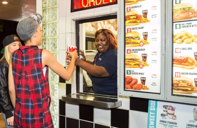 Checkers - Deridder, LA