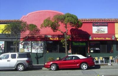 El Beach Burrito - San Francisco, CA