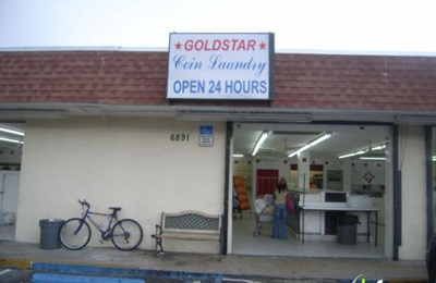 Gold Star Coin Laundry - Hollywood, FL