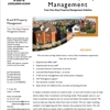 B and B Real Estate, Property Management & Investments