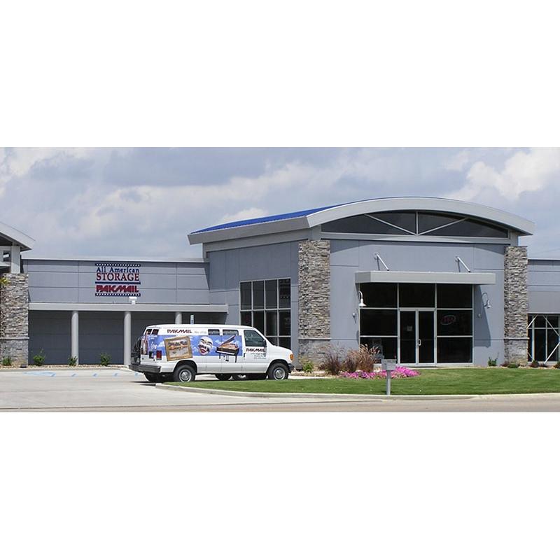All American Storage Pak Mail Evansville Evansville In 47715 Dexknows Com