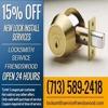 Locksmith Service Friendswood