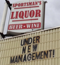 Sportsman's Drive In Liquor - Gunnison, CO