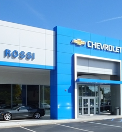 Rossi Chevrolet Buick GMC - Washington, NJ