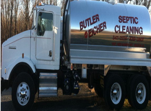 Butler & Eicher Septic Cleaning