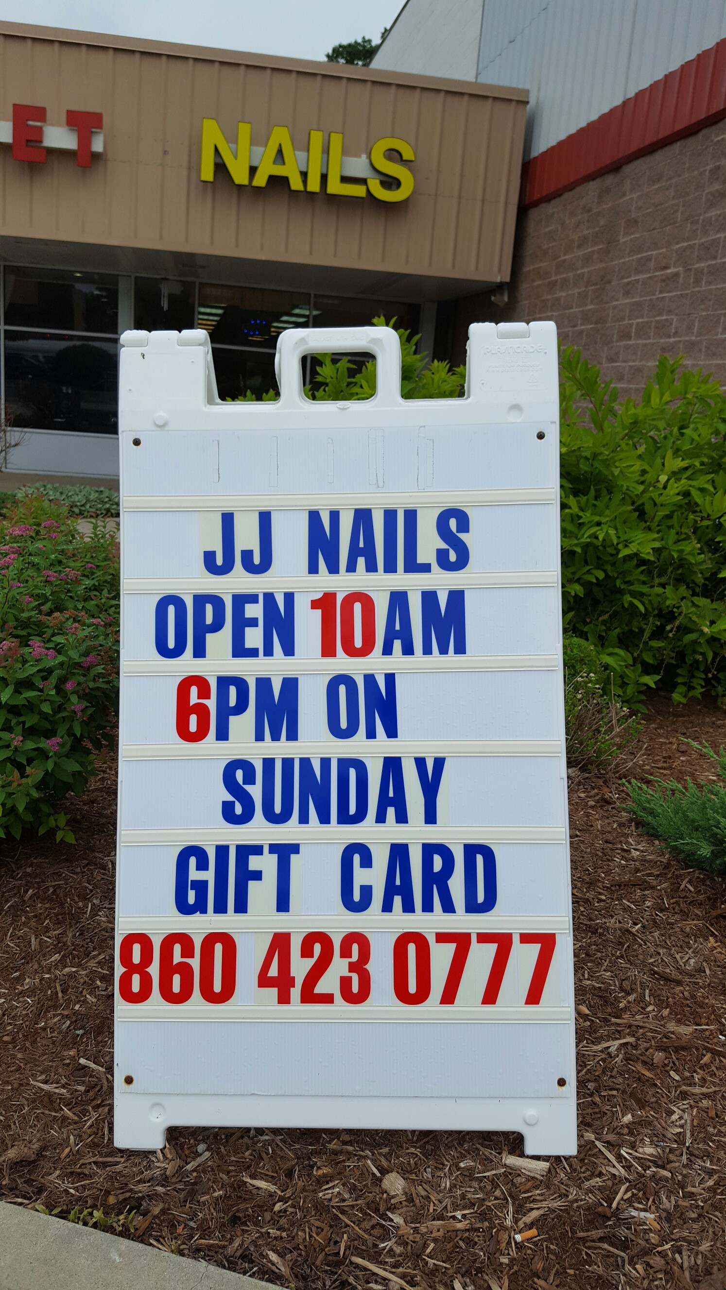 Jj Nails & Spa 1589 Main St, Willimantic, CT 06226 - YP.com