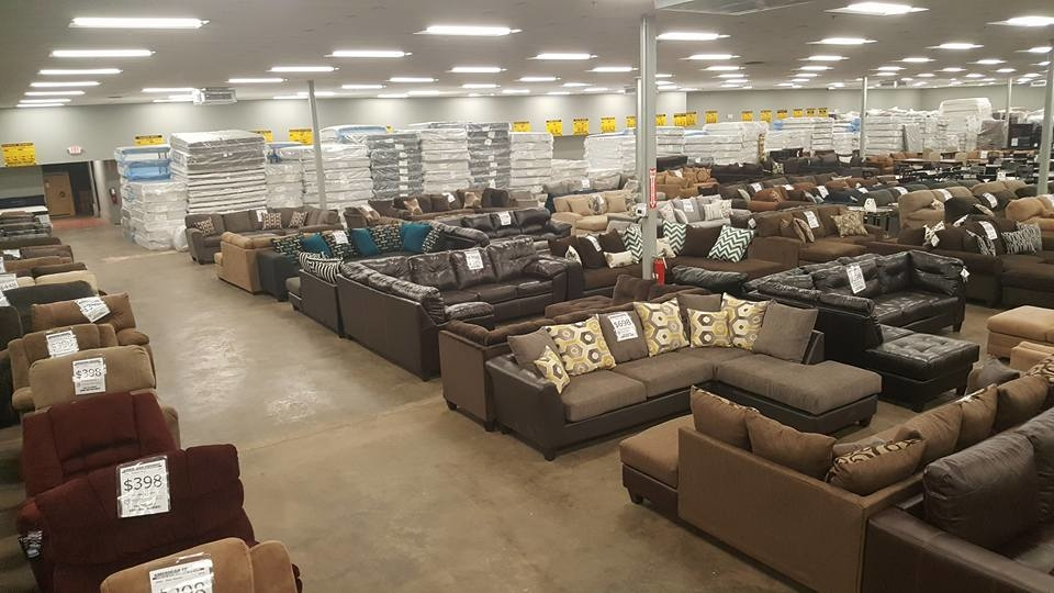 American Freight Furniture And Mattress 473 E Blackstock Rd Unit 1