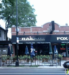 The Rail Bar & Grill - Chicago, IL
