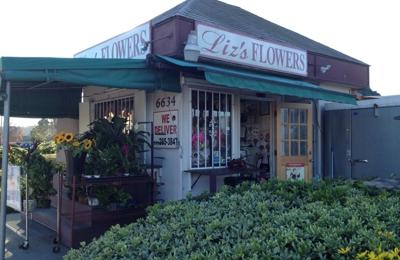 Liz's Flowers - San Diego, CA
