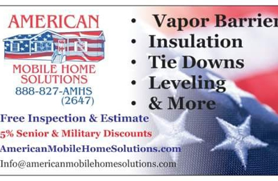 American Mobile Home Solutions - Pinellas Park, FL