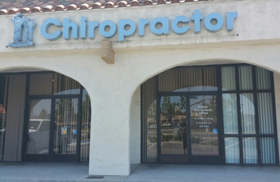 Kantor Chiropratic - Santa Clarita, CA. Entrance