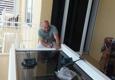 Affordable Sliding Glass Door Repair. Me fixing a hurricane door on a condo.