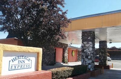 Heritage Inn - Hayward, CA