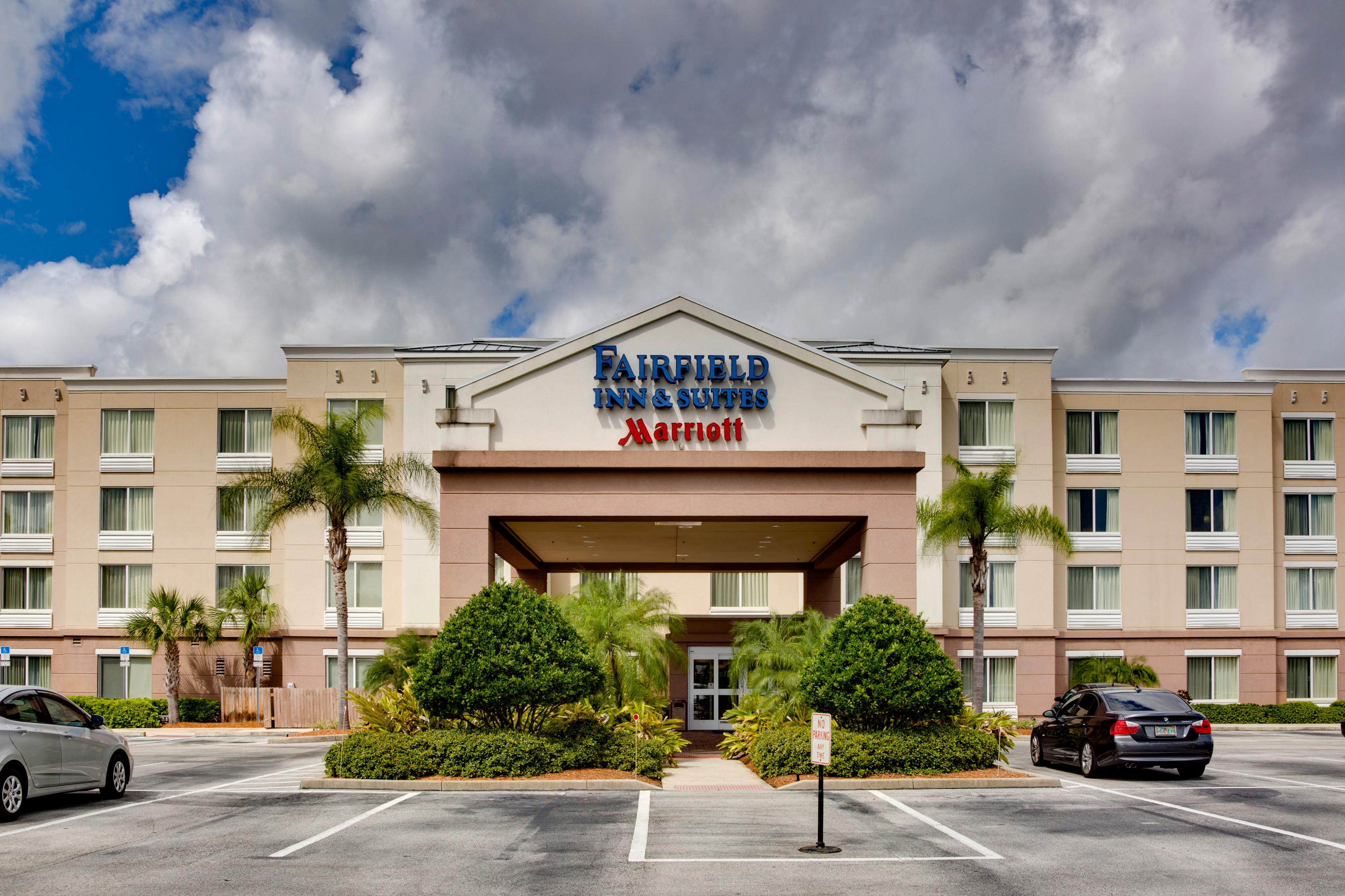 Fairfield Inn Amp Suites By Marriott Melbourne Palm Bay