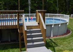 Rising Sun Pools Spas Garner Nc