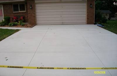 G B R Concrete - Fairborn, OH