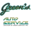 Green's Towing & Auto Repair Inc