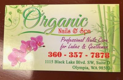 Organic Nail Spa - Olympia, WA