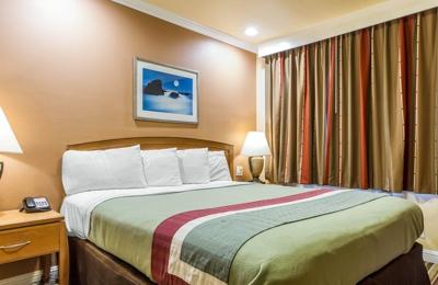 Rodeway Inn & Suites Near the Coliseum & Arena - Oakland, CA