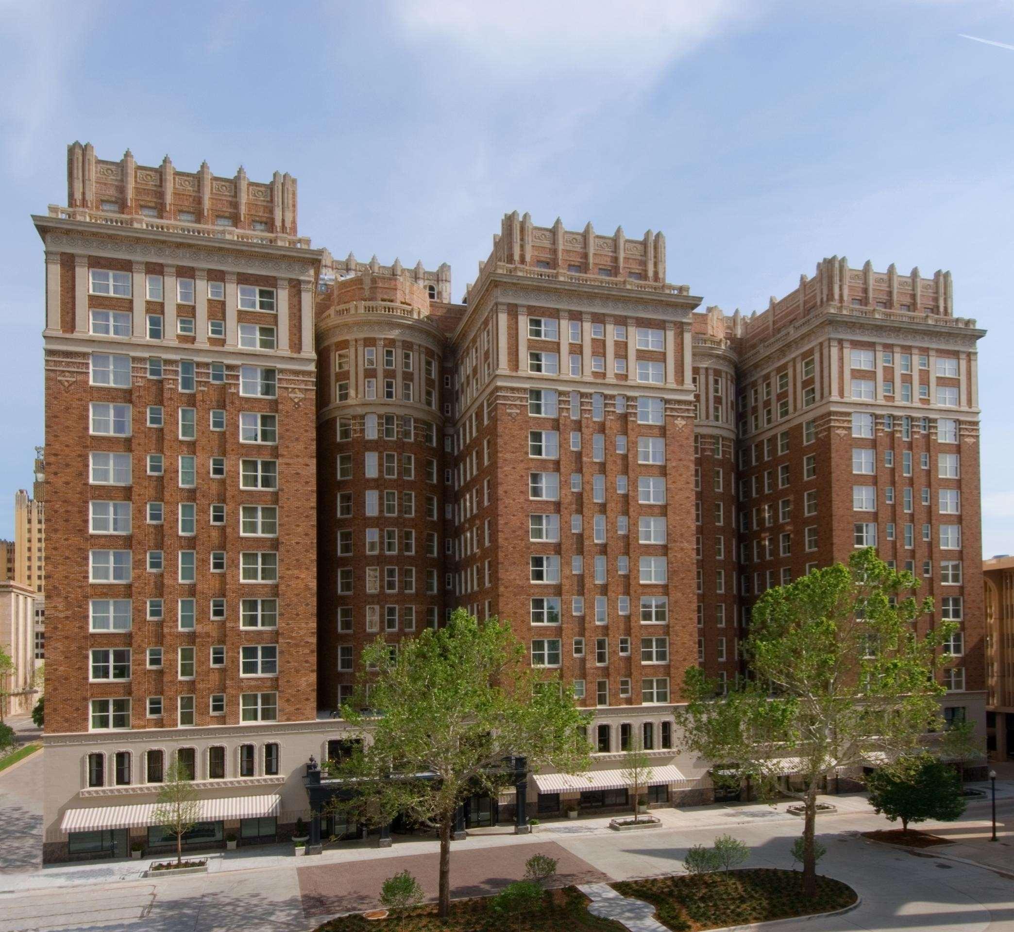 Skirvin Hilton Oklahoma City 1 Park Ave, Oklahoma City, OK 73102 ...