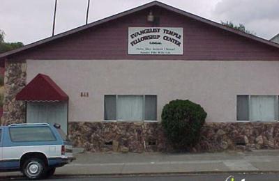 Evangelist Temple Cogic - Vallejo, CA