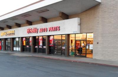 O'Reilly Auto Parts - Chino, CA