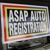 Asap Auto Registration