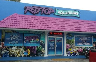 Reeftop Aquariums - Miami, FL