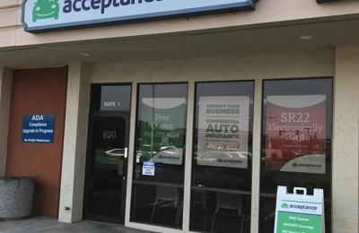 Acceptance Insurance 107 S Harding Blvd Ste I, Roseville, CA