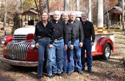The Griggs Bluegrass Gospel - Stanley, NC